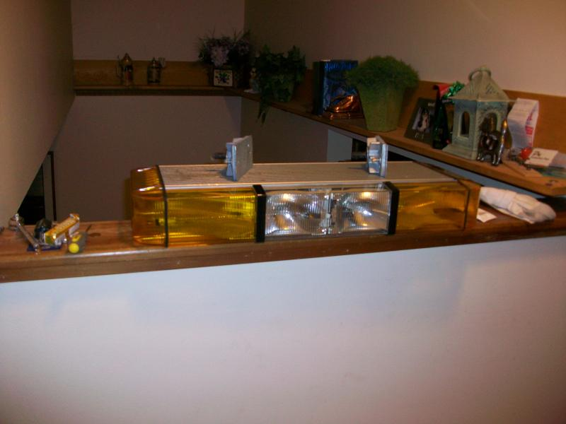 Whelen mini edge light bar lawnsite miin edge bar amber with work lights and 15 ft cable no switches you rin this to reular toggles 20000 shipped call kevin 860 513 9869 aloadofball Images