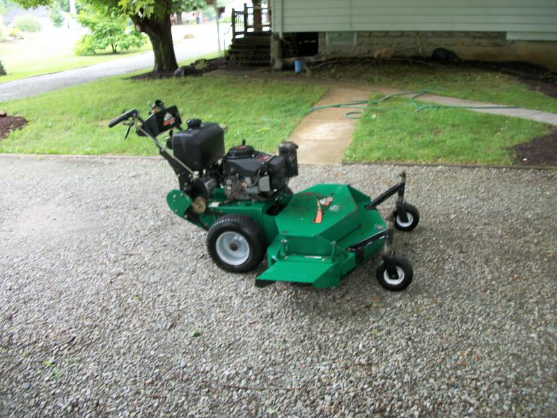 Bobcat Walk Behind Mower - 48