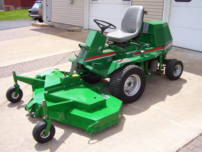 Cushman 809 Outfront 72 Lawnsite