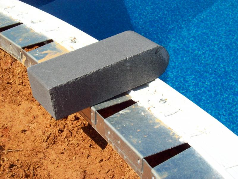 Question Installing Bullnose Pool Coping Lawnsite