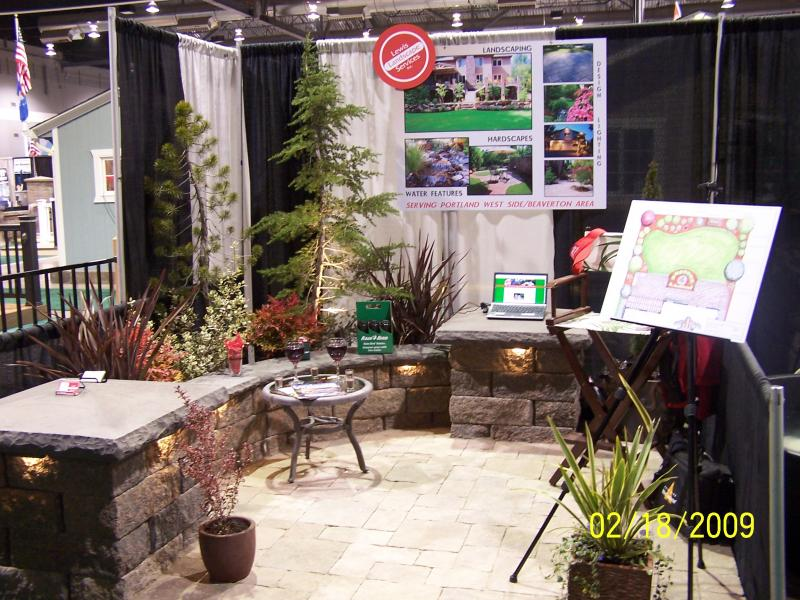 Need Ideas For Home Show Booth Got Pics Lawnsite