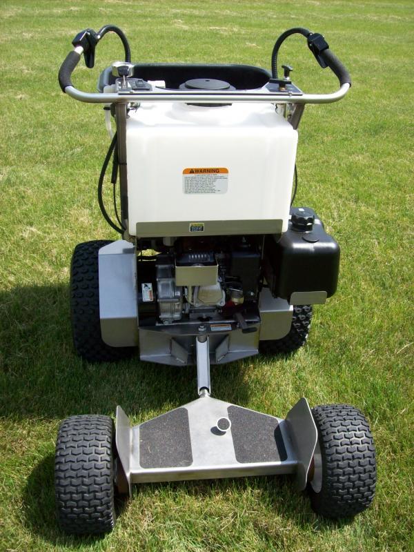 Ground Logic Pathfinder Spreader Sprayer For Sale Lawnsite