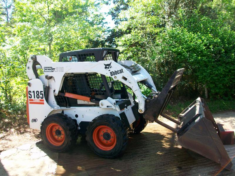 2002 Bobcat S185 North Georgia | LawnSite