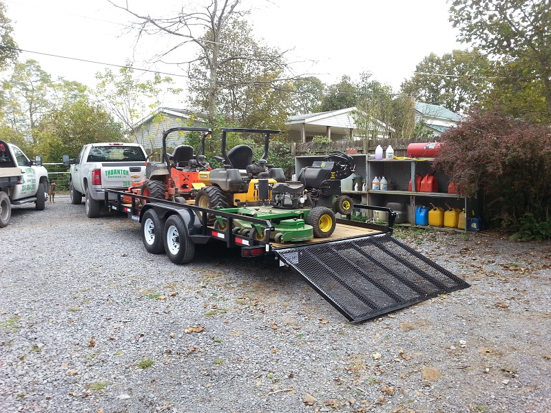 18ft 10000 pound landscape trailer new in oct 2013.jpg