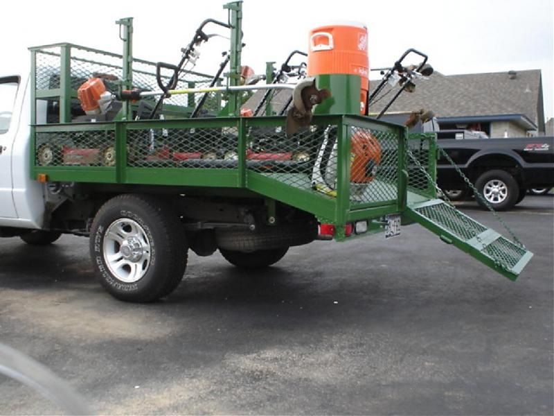 Get Rid Of The Trailer And Use The Bed Page 2 Lawnsite