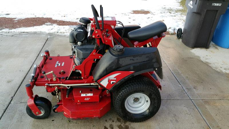 Ferris Evolution 48 Quot 27hp 120 Hours Near Madison Wi In