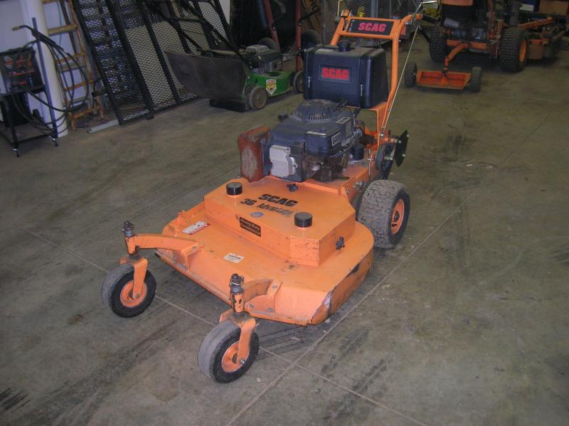 For Sale Scag 36 Quot Walk Behind Mower Lawnsite