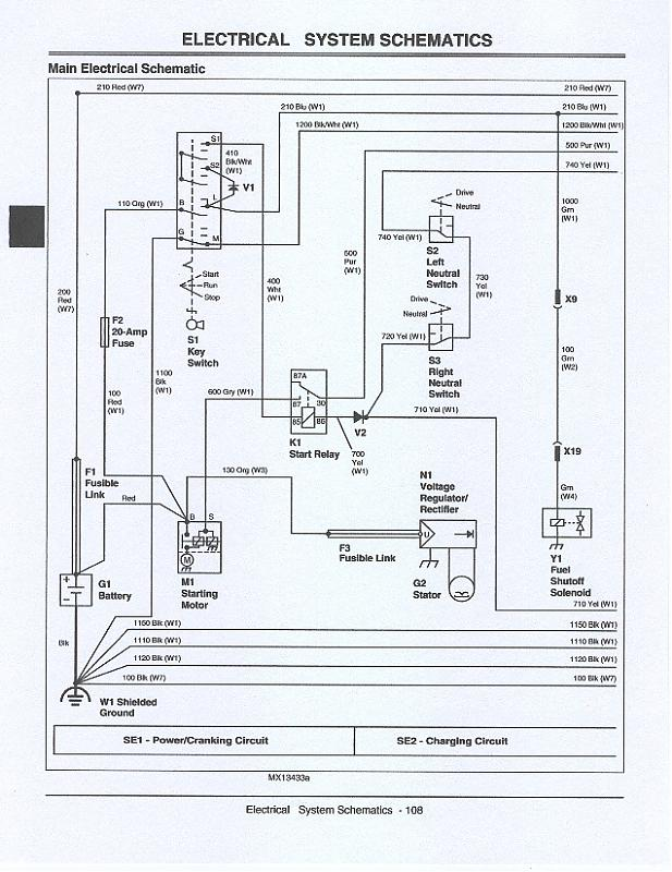 jd quick trac 647 wiring diagram lawnsite john deere gator wiring diagram at bayanpartner.co