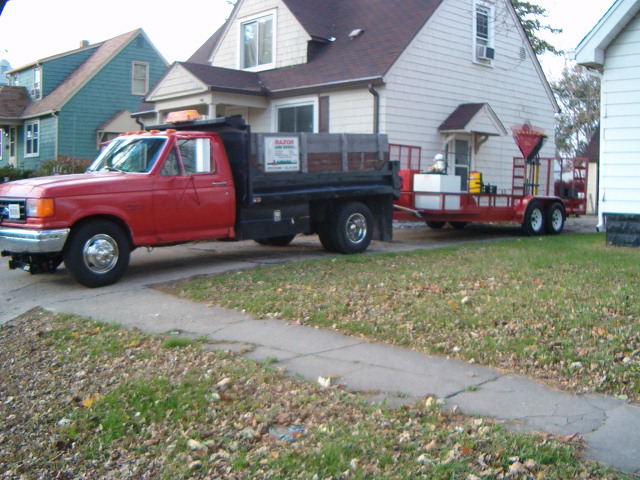 87 Dump Truck with plow and trailer 003.jpg