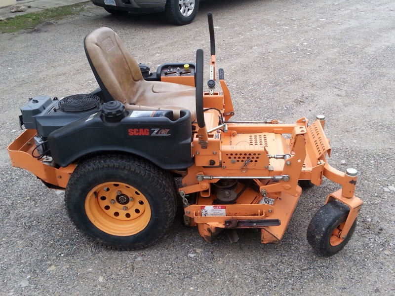 Scag Mowers For Sale Lawnsite