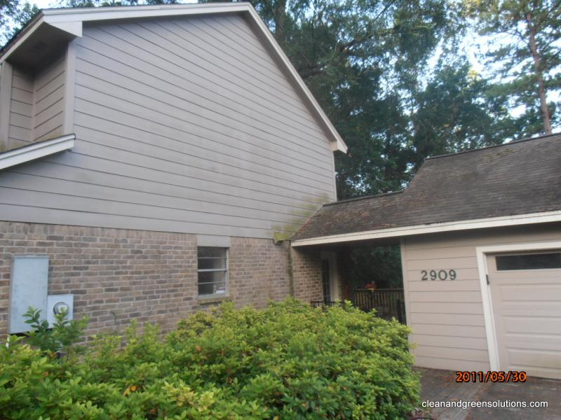 Before Siding Cleaned The Woodlands TX.jpg