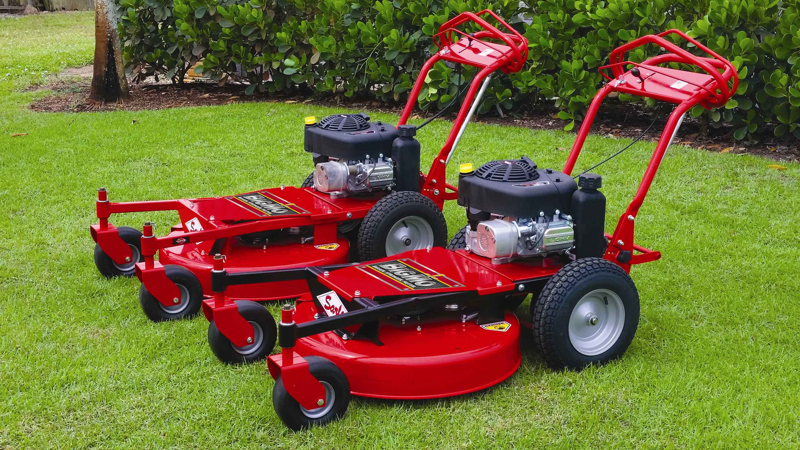 Sarlo Power Mowers Inc Launches Bigmo A First Of Its