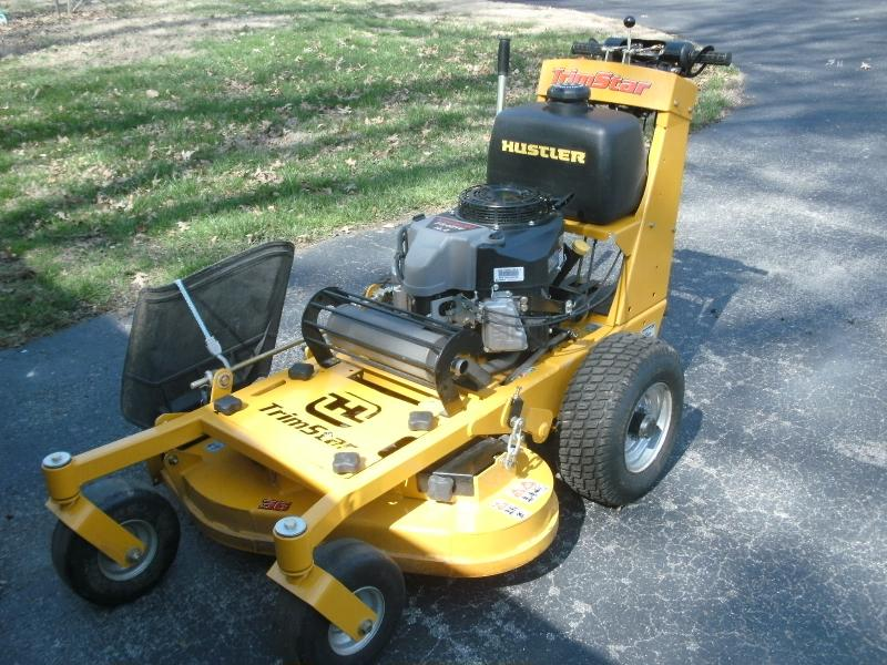 hustler mowers Louisville