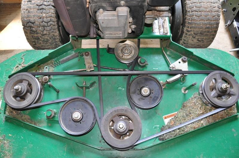 Bobcat Mower Deck Belt Diagram - Owner Manual & Wiring Diagram