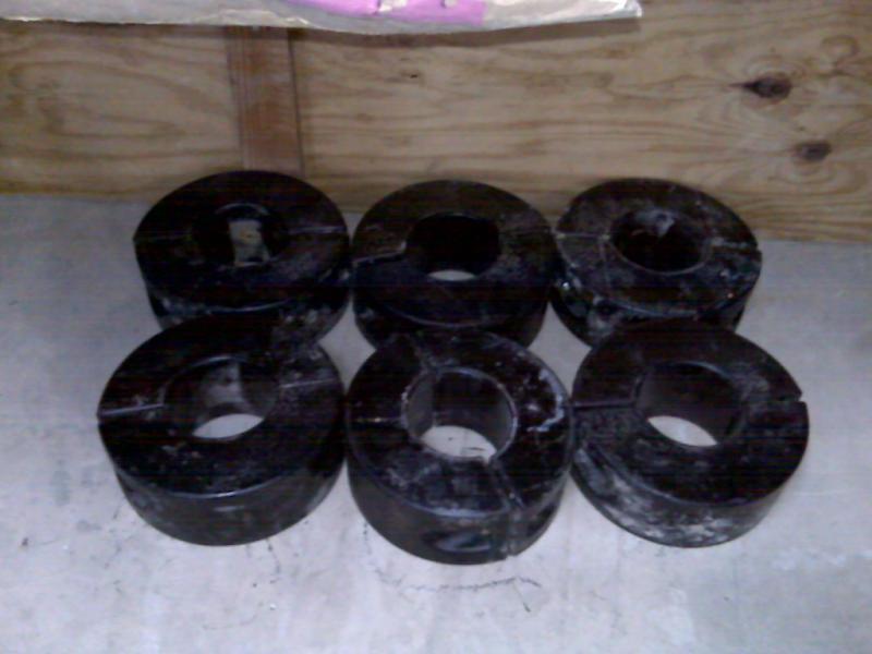 Bobcat Rear Axle : Water filled tires lawnsite