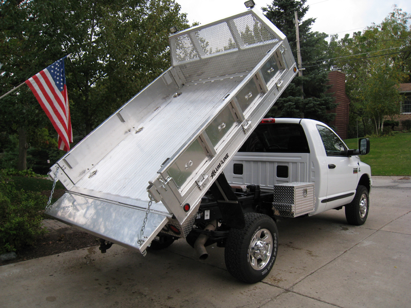 Flatbed Aluminum Flooring : Gls s equipment page lawnsite