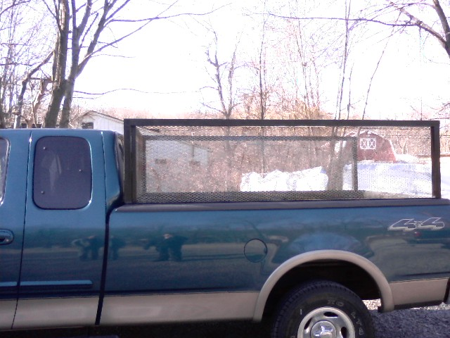 Anyone Have Any Pics Of Sideboards For Pick Up Trucks Lawnsite