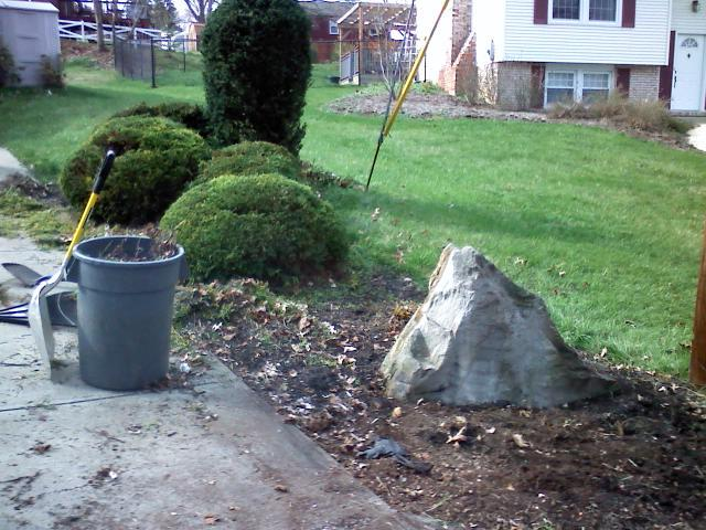 Carpa-landscape project-side of drive cleaning up.jpg