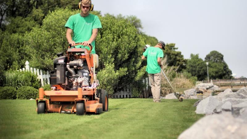 Our New Lawn Video Lawnsite
