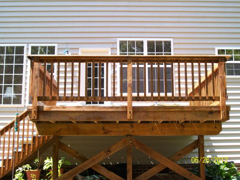 Deck After power washing and staining in Raleigh, NC..jpg