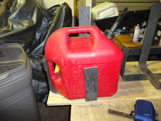 Homemade Gas Can Holders Lawnsite