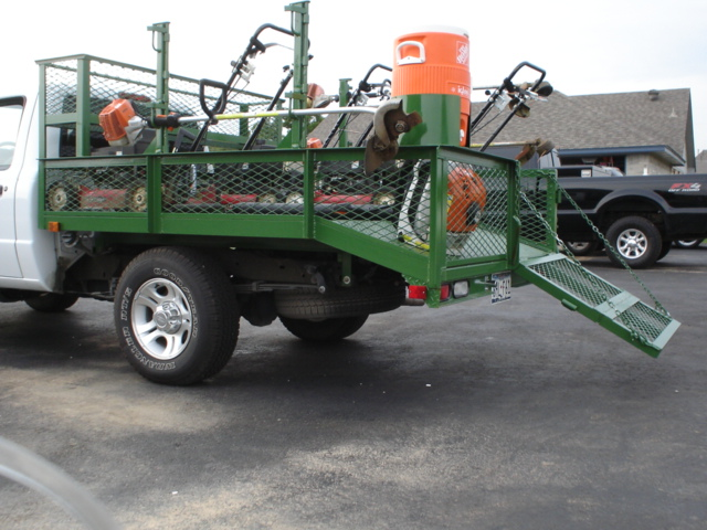 Most Efficient City Mowing Truck Lawnsite