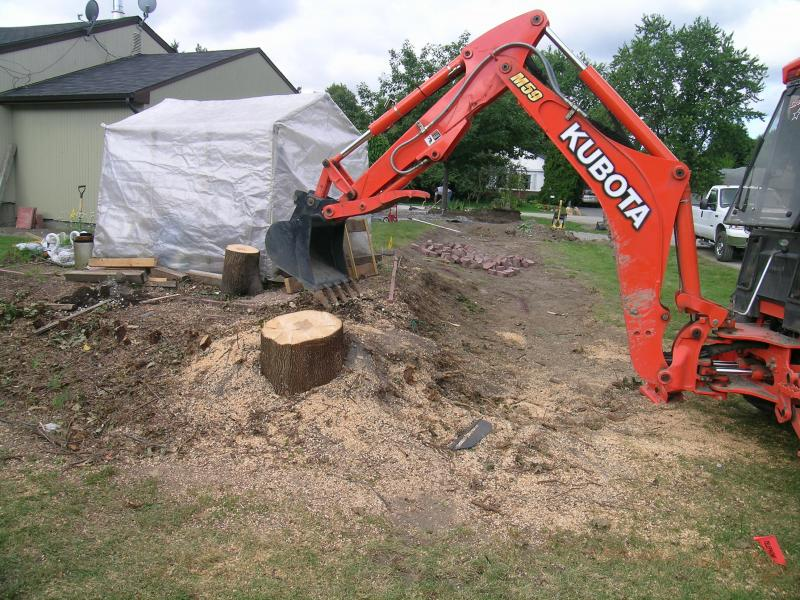 Woods Bh90 X Backhoe Worth The Price Lawnsite