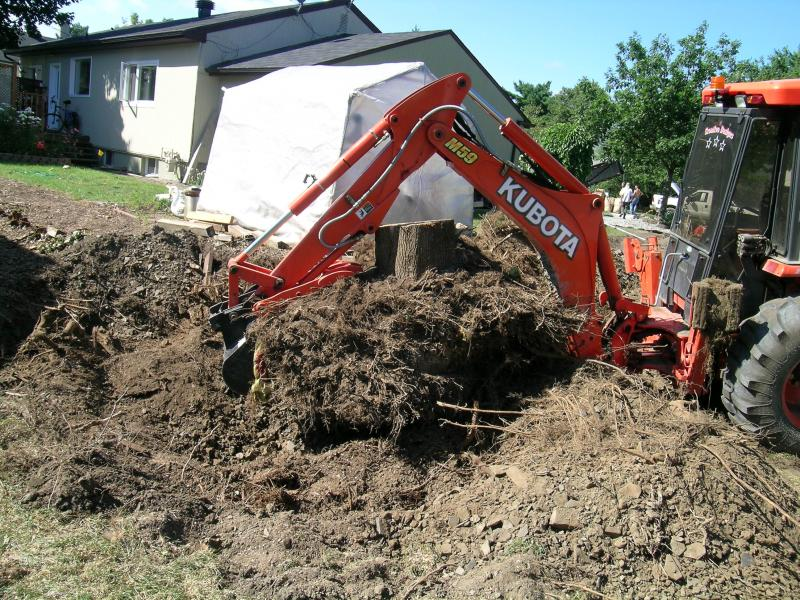 Woods BH90-X backhoe, worth the price? | LawnSite