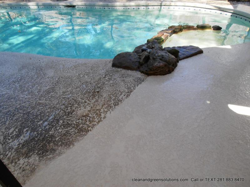 How To Wash A Pool Deck Lawnsite