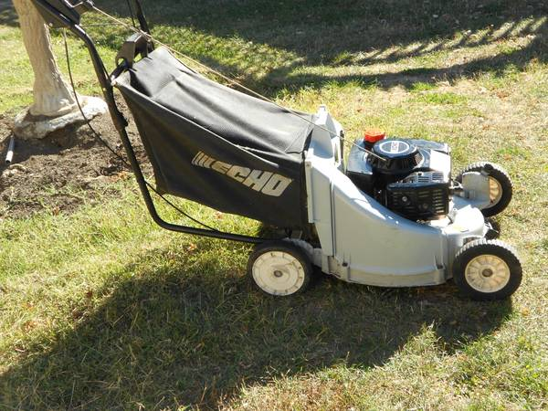Echo Lawn Mower Lawnsite