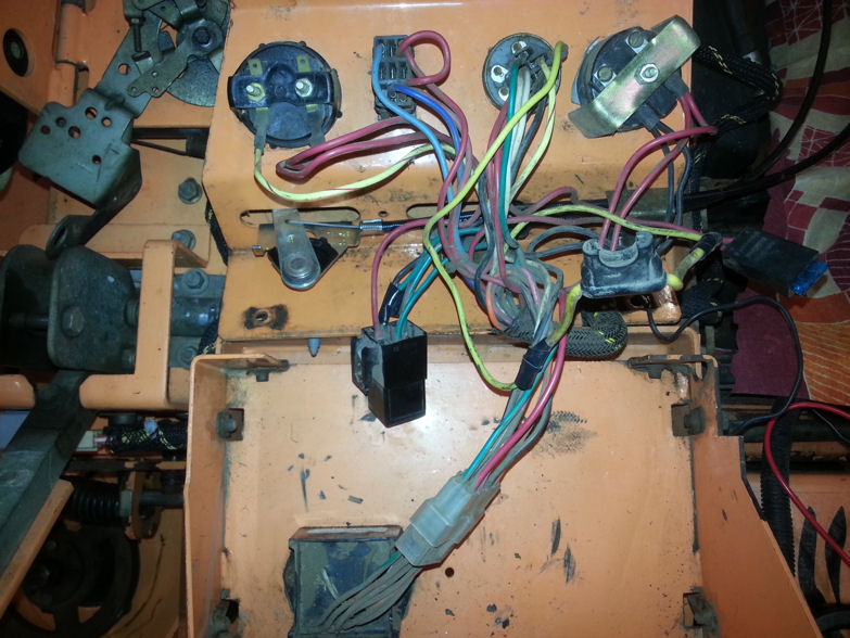 scag turf tiger electrical issues lawnsite Scag Mower Wiring Diagram scag mower wiring diagram wiring