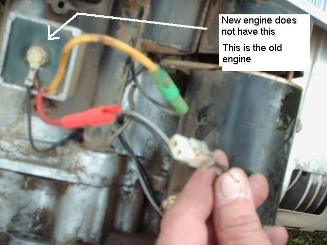 Wiring Problems For 18hp Intek Briggs And Stratton