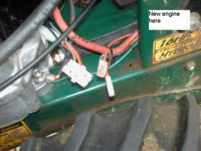 wiring problems for 18hp intek briggs and stratton lawnsite Briggs and Stratton Engine Wiring at arjmand.co