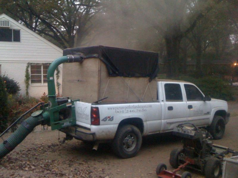 Leaf Box For 6 Foot Truck Bed Lawnsite