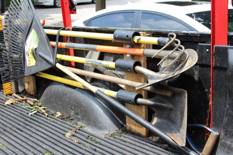 Simple Truck Bed Toolbox Organization Lawnsite