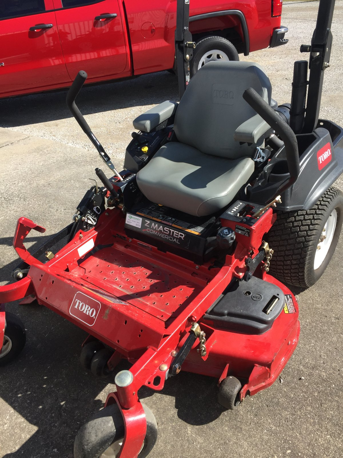 Toro Z Master 48 inch $2900 00 Southern Indiana | LawnSite