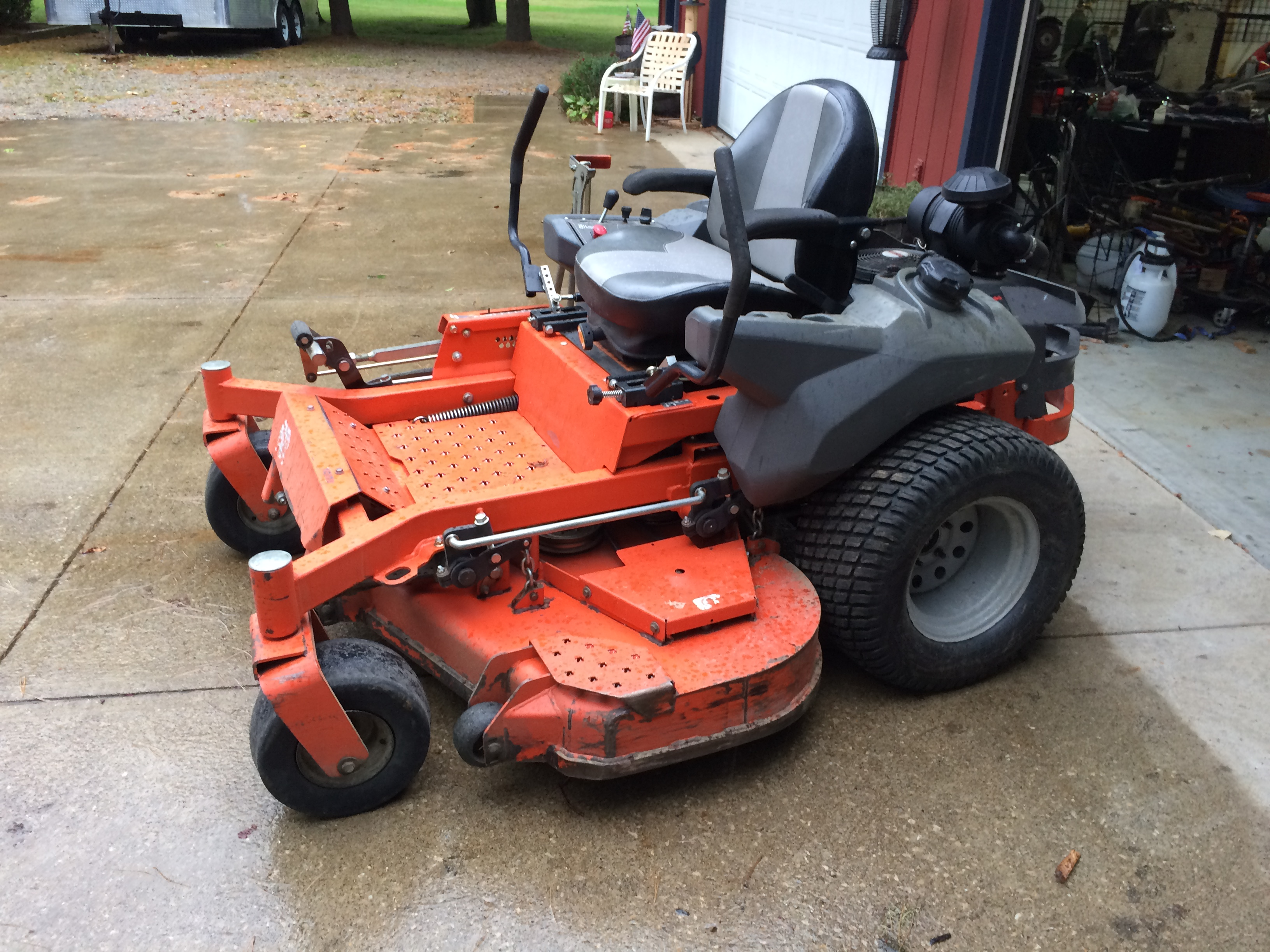 Husqvarna Zero Turn For Sale | LawnSite
