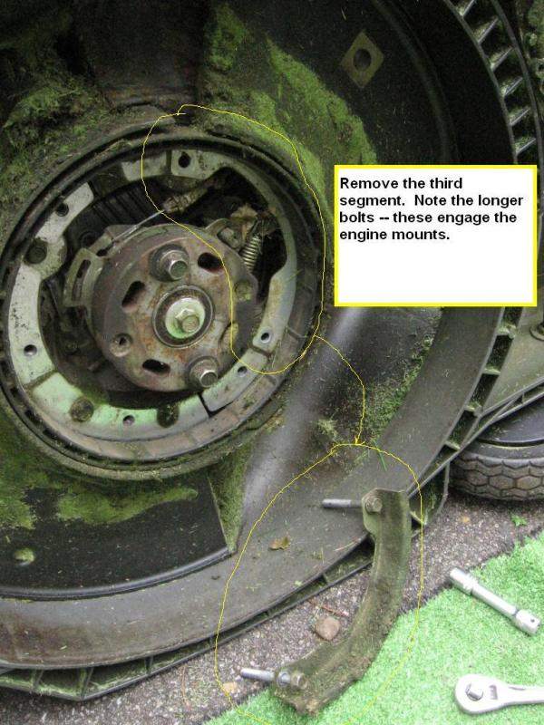 Honda HRX217 ground drive speed selector cable replacement - help needed (pics). | LawnSite