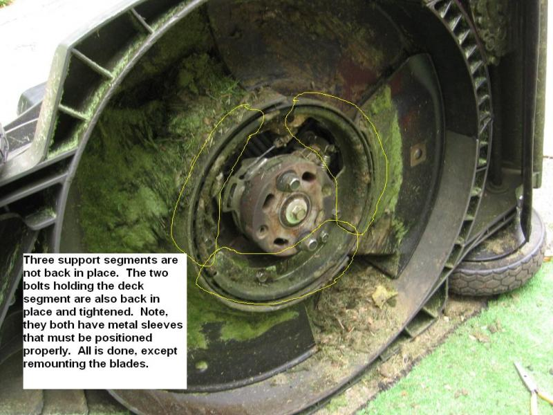 Honda Hrx217 Ground Drive Speed Selector Cable Replacement
