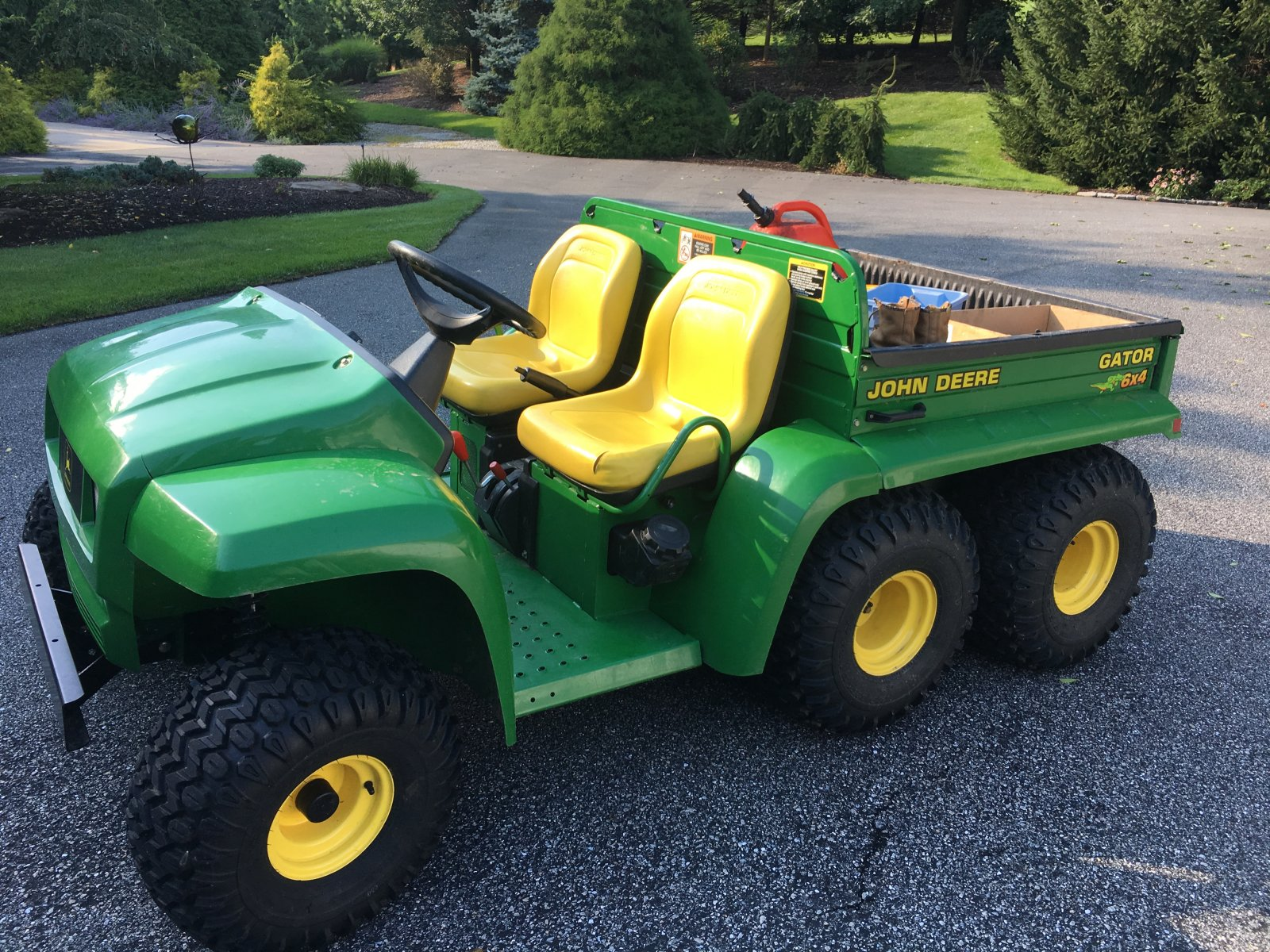 2003 john deere gator 6x4 lawnsite. Black Bedroom Furniture Sets. Home Design Ideas