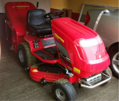 Irish Riding Mower.JPG