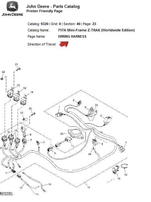 broken pto clutch wire jd717a lawnsite rh lawnsite com john deere l120 pto switch wiring diagram