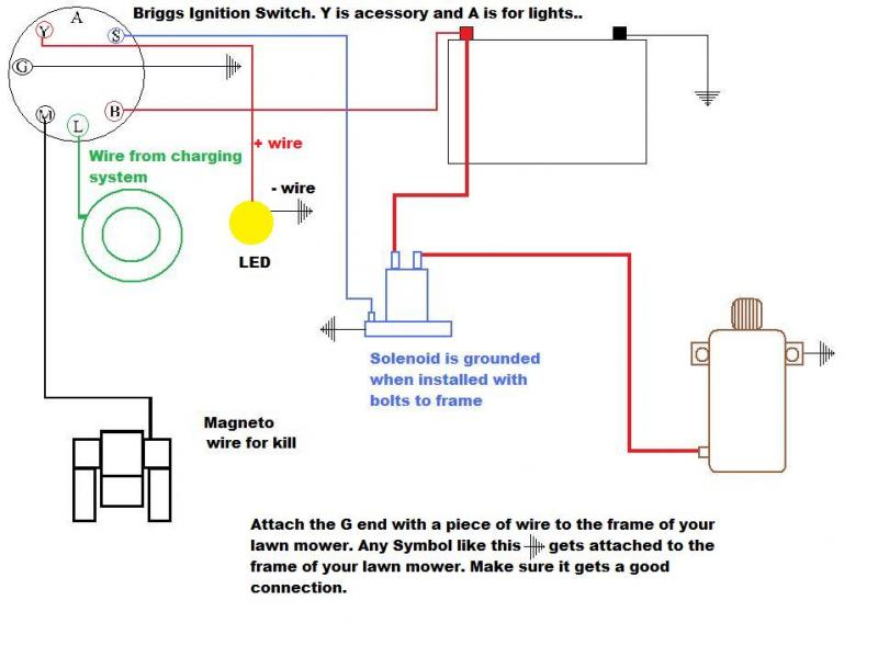 need wiring diagram ** bunton wb mower w/ 17.5hp tecumseh | page 2 |  lawnsite.com™ - lawn care & landscaping professionals forum  lawnsite.com