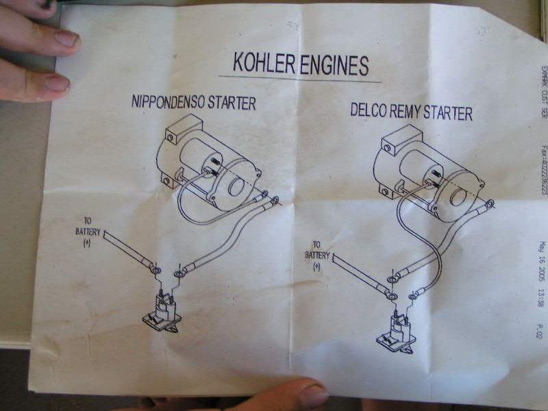 kohler engine starter re wring.JPG