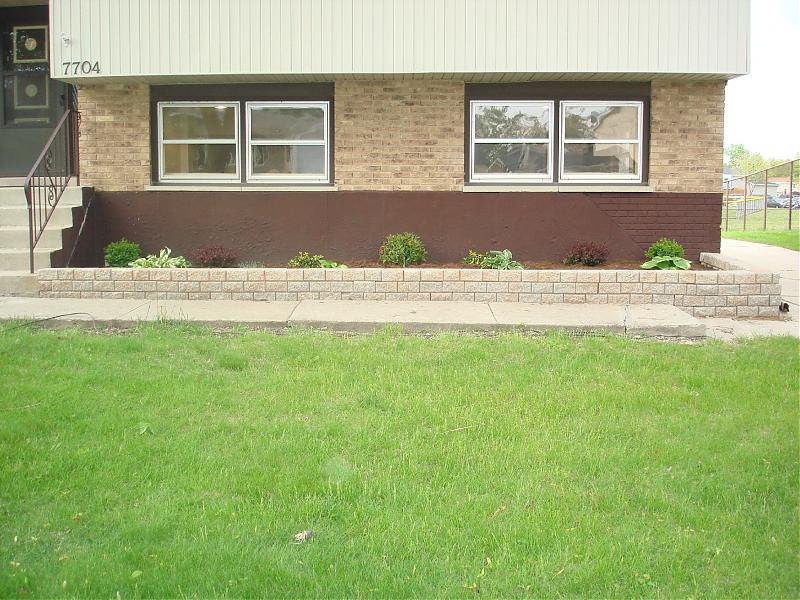 Loulousis After  Front View of Retaining Wall.jpg