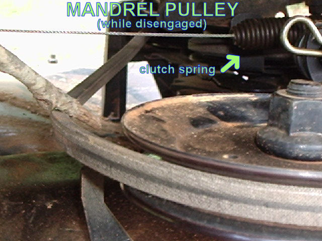 How To Replace The Drive Belt On La145 additionally Belt Pulley Problem For Craftsman Lt1000 moreover T alandscapeideas additionally Wiring Diagram For Cub Cadet 1320 together with 99853316717968403. on toro troubleshooting guide