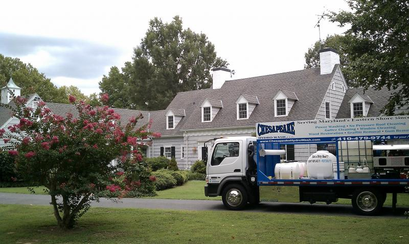 Maryland Roof Cleaning Oxford MD.jpg