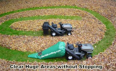 Now This Is How You Do Leaf Cleanups Lawnsite