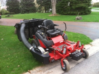 mower with bagger.JPG