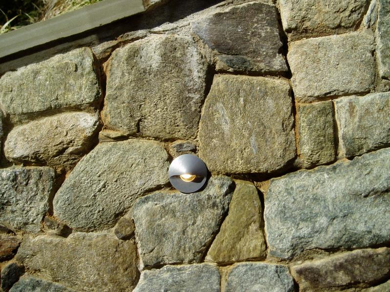 Light For Stone Walls Lawnsite